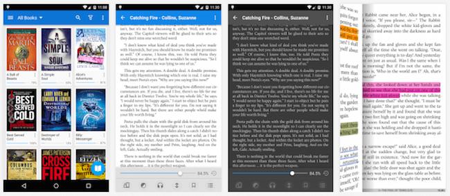 Các app reader dành cho ae thích đọc truyện offline trên điện thoại
