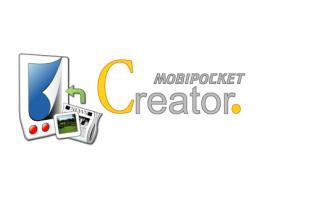 Hướng dẫn làm ebook prc với phần mềm Mobipocket Creator