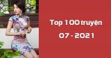 Top 100 truyện được xem nhiều tháng 07/2021 (Thống kê từ Google Analytics)