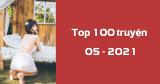 Top 100 truyện được xem nhiều tháng 05/2021 (Thống kê từ Google Analytics)